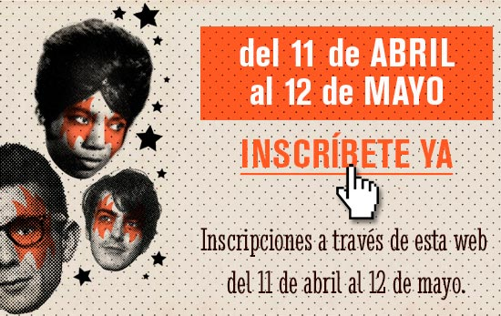 Inscripciones Concurso Pop-Rock Villa de Bilbao 2016