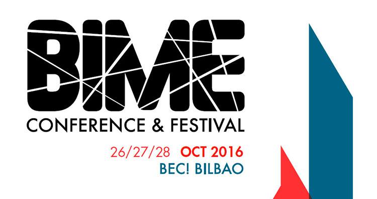 Sarbide Music en el BIME PRO 2016 cartel