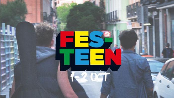 Cabecera FESTeen 2016