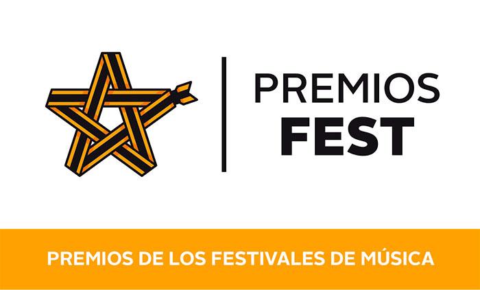 Premios Fest 2016 cartel