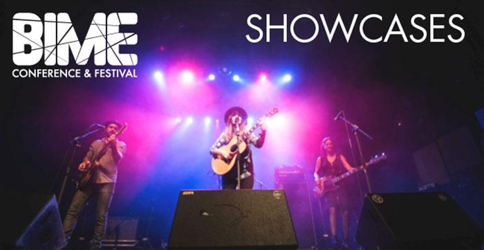 Showcases BIME PRO 2016 Concierto