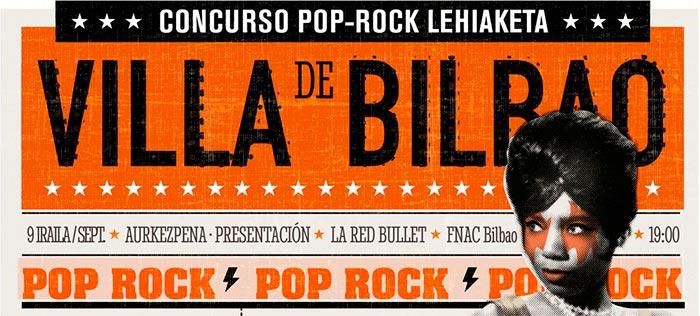 Cabecera Conciertos Pop-Rock Villa de Bilbao
