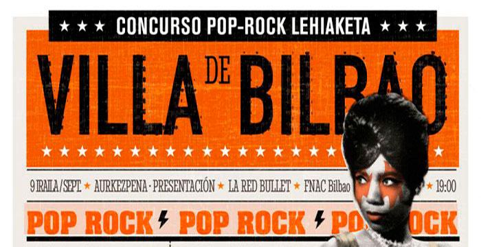Finalistas Pop Rock Villa de Bilbao