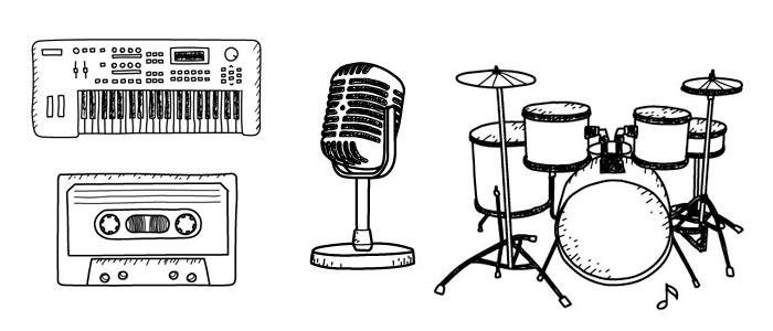 gestión de codigos ISRC música