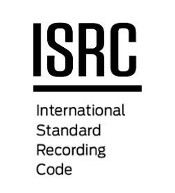 Logo de Códigos ISRC música