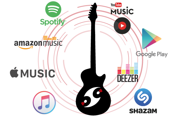 Distribución Digital de música con Sarbide Music