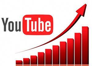 youtube para músicos Gráfico Youtube
