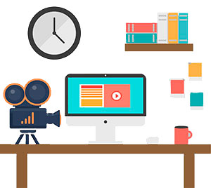 Promoción y Merchandising Edición de video