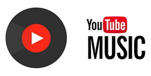 youtube para músicos Logo Youtube Music