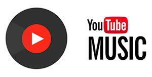 youtube para músicos Logo Youtube Music