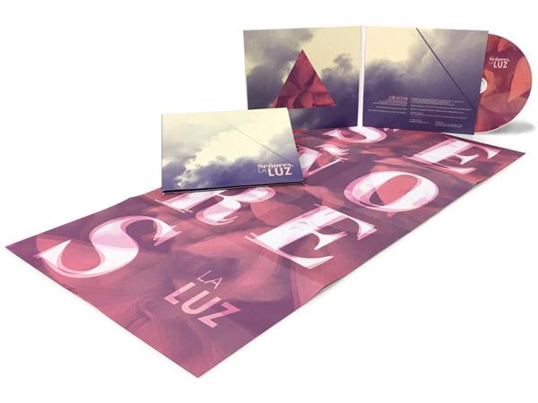 Álbum CD con disco en bolsa derecha - Señores
