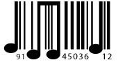 código de barras musical