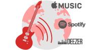 Icono de Venta y Distribución Digital de música