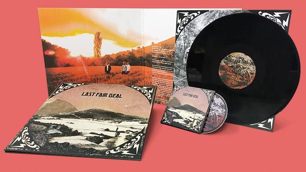 Edición de música en Vinilo LP