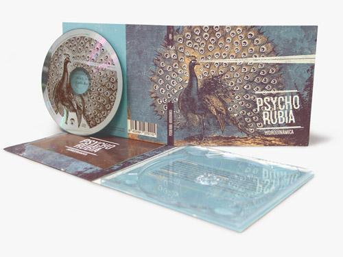 Oferta de música - fabricación de digipack con CD