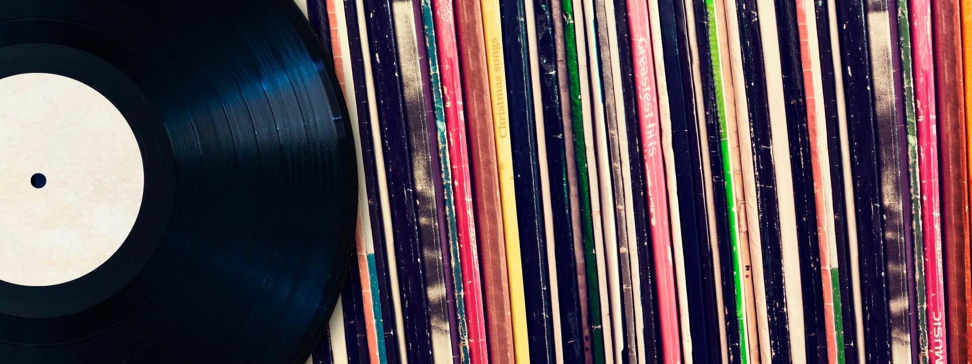 Oferta de música - fabricación de vinilo y venta digital gratis