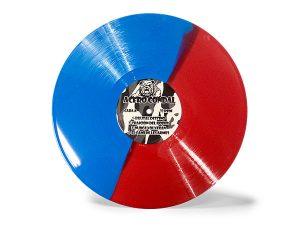 Fabricación de Vinilo LP en dos colores