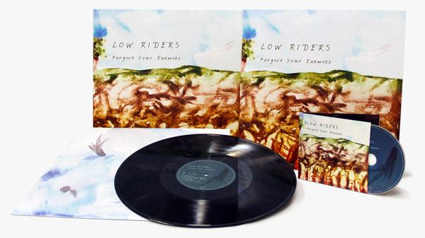 Edición de música en CD y Vinilo LP