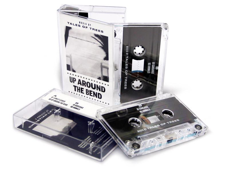 Fabricación de cassette de música - Tales of Trees