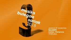 Musika Bulegoa Sariak 2018