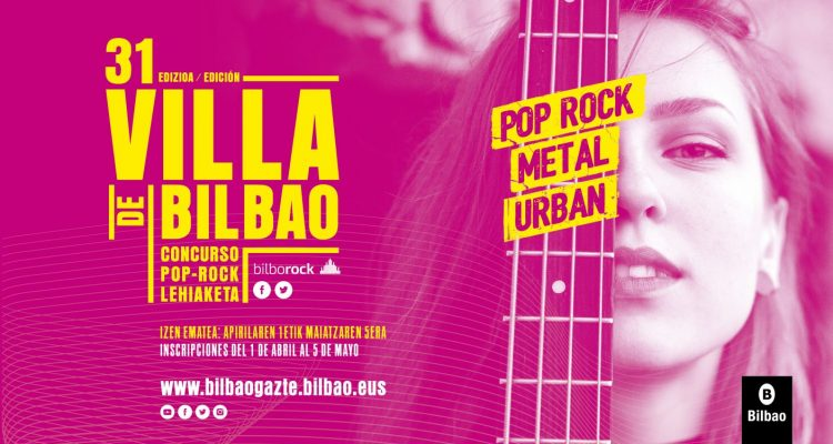 pop Rock Villa Bilbao 2019