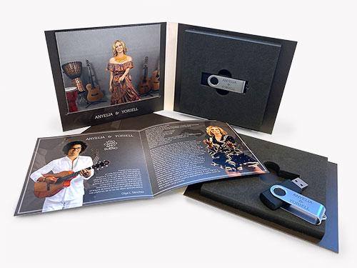 USB Music-libreto-ranura